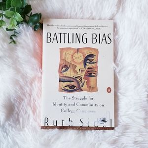 3/$20 Battling Bias by ruth sidel paperback book